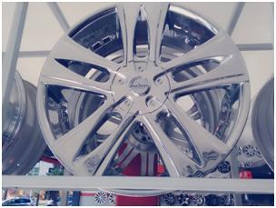 Roda Aro 20 - 4x100- 5x100 - Nova R$4.800,00