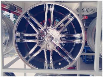 Roda Aro 20 - 5x100 -114 - Nova R$4.800,00