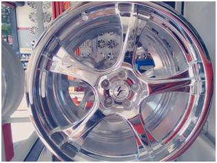 Roda Aro 20 - 5x100 - Nova R$4.800,00