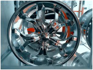 Roda Aro 19 - 5x100 - Nova R$3.900,00